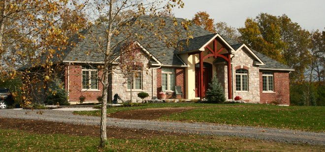 farnsworth construction new custom home